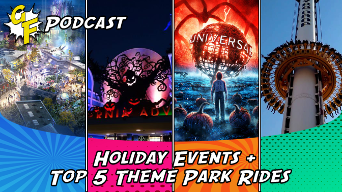 Holiday Events and Top 5 Theme Park Rides