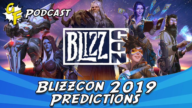 Blizzcon 2019 Predictions