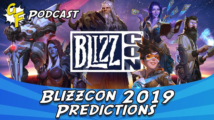 Blizzcon 2019 Predictions