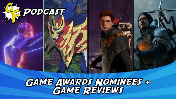 Game Awards Nominees and Game Reviews 1