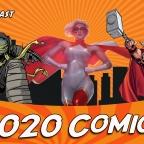 Comics coming in 2020!