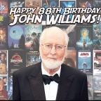 Happy Birthday John Williams!