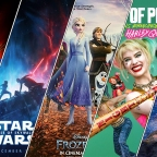 Movies Released Early to Streaming Services