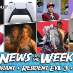 This Week's Show: Valorant, Resident Evil 3 Remake, Quibi, and News of the Week