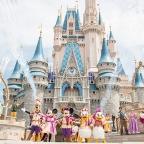 Disney World Reveals Reopen Plans