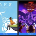 Free Games: Stranger Things 3 and AER