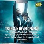 Tron 3 in Back in Development