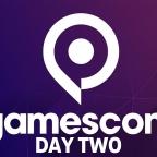 Gamescom Day 2