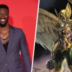 Adis Hodge in Talks to Play Hawkman