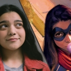 Iman Vellani Cast as Ms. Marvel