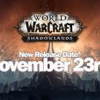Shadowlands Coming November 23rd!