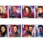 Royal Mail Reveals New Star Trek Stamps