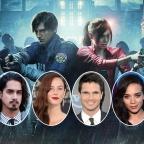 Resident Evil Reboot Movie Cast Revealed