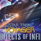 Audible Review: Star Trek Voyager – Architects of Infinity