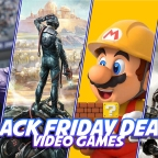 Black Friday Deals: Video Games