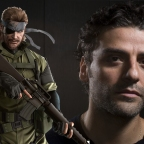 Oscar Isaac to Play Solid Snake