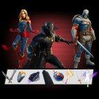 New Marvel Fortnite Skins Leaked