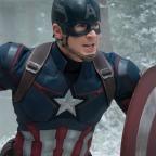 Chris Evans May Return as Captain America