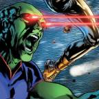 Martian Manhunter in Snyder's Cut
