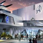 Avengers Campus Opening 2021