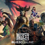 BlizzConline Day 1 Announcements