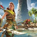 Horizon Forbidden West and Its 30 fps