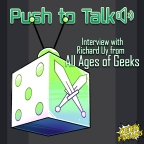 Interview with Richard Uy  of All Ages of Geek!
