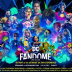DC Fandome Trailers and Reveals